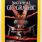 National Geographic March 1998-Planet of the Beetles