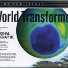 National Geographic Map September 2002-A World Transformed