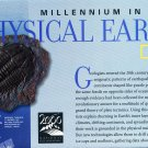 National Geographic Map May 1998-Millennium In Maps Physical Earth