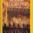 National Geographic May 2000- In Search of Vikings