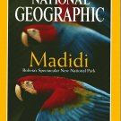 National Geographic March 2000- Madidi Bolivia's Spectacular New National Park