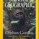 National Geographic February 2000- Orphan Gorillas - Fighting to Survive in the