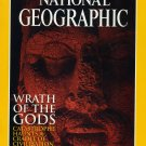 National Geographic July 2000- Wrath of the Gods- Catastrophe haunts a cradle of