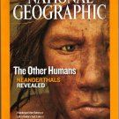 National Geographic October 2008 Neanderthals Revealed:The Other Humans