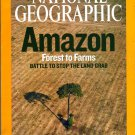 National Geographic January 2007-Amazon:Forest to Farms Battle to Stop the Land Grab