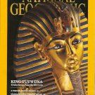 National Geographic September 2010-King Tut's DNA - Unlocking Family Secrets