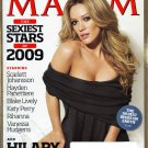 Maxim-January 2009-Hilary Duff All Grown Up!