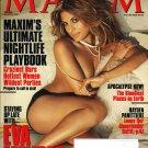 Maxim November 2007-Eva Mendes