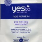 Yes To Blueberries Age Refresh Eye Firming Treatment Sample