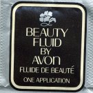 Avon Beauty Fluid Sample