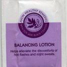 Avon Balancing Lotion Sample