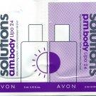 Avon Solutions A.M /P.M. Body Lipo 24 Sample