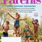 Parents July 2012-Make Summer Memories!
