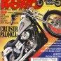 Cycle World January 2006-Cruiser Palooza, Harley's  2006 Super Glide