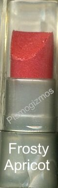 Avon Frosty Apricot Beyond Color Plumping Lipcolor Sample
