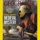 National Geographic November 2011-England's Medieval Mystery Rivers, Who Buried The Warriors' Gold?