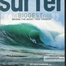 "Surfer Magazine March 2008-""The Biggest Ever""-Behind The Ghost Tree Tragedy"
