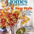 Better Homes & Gardens September 2011-Stylemaker issue! Easy Style Tips & Fresh Ideas