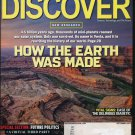 Discover September 2012-How The Earth Was Made
