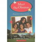 Meet The Obamas By Andrea Davis Pinkney