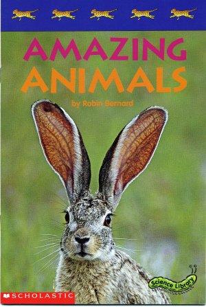 Amazing Animals By Robin Bernard