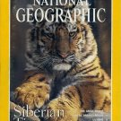 National Geographic February 1997-Siberian Tigers!
