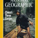 National Geographic September 1997-China's Three Gorges