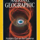 National Geographic April 1997- Hubble's Eye on the Universe