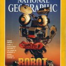 National Geographic July 1997- Robots Revolution