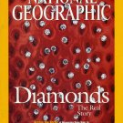National Geographic March 2002- Diamonds The Real Story