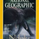National Geographiic July 1995- Ndoki Last Place on Earth