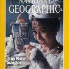 National Geographiic April 1995-The New Saigon