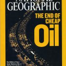 National Geographic June 2004-The End Of Cheap Oil