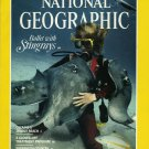 National Geographic January 1989-Ballet With Stingrays