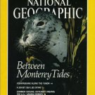 National Geographic February 1990-Between Monterey Tides