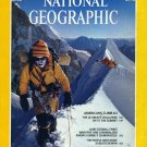 National Geographic May 1979-Americans Climb K2 +*Supplement*