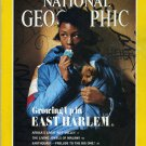 National Geographic May 1990-Growing Up In East Harlem