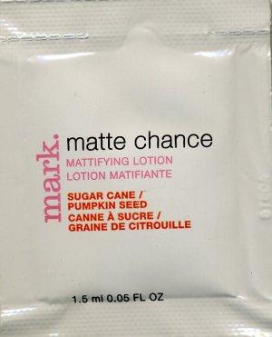 Mark Matte Chance Mattifying Lotion Sample