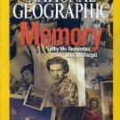 National Geographic November 2007- Memory Why We Remember, Why We Forget