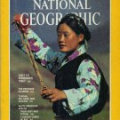 National Geographic February 1980-Visit To Forbidden Tibet + *Map*