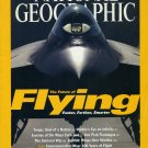 National Geographic December  2003- The Future Of Flying + *Plus Commemorative Map