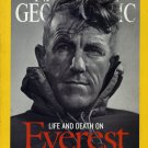 National Geographic May  2003- Life And Death On Everest + *Plus  Map:Everest
