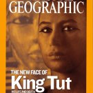 National Geographic June 2005- The New Face Of King Tut