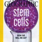 National Geographic July 2005-Stem Cells How Far Will We Go?