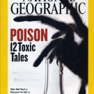 National Geographic May 2005-Poison 12 Toxic Tales