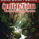 Quofum by Alan Dean Foster (2008, Hardcover)