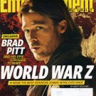 Entertainment Weekly April 5, 2013-WORLD WAR Z Brad Pitt, Wolverine, *New* Look