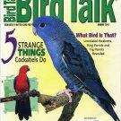 Bird Talk Magazine January 2001-Parakeets, King Parrots, Fig parrots!