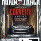 Road & Track Magazine February/March 2013 New Corvette, Porsche vs. Mercedes