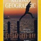 National Geographic - June 1993 - Chesapeake Bay Songbirds Corn Bangladesh
